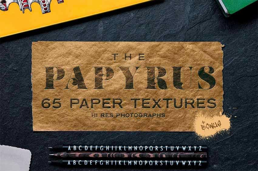 65 Adobe Photoshop Paper Textures