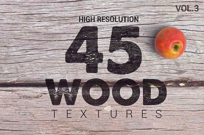 45 Wood Texture Photoshop