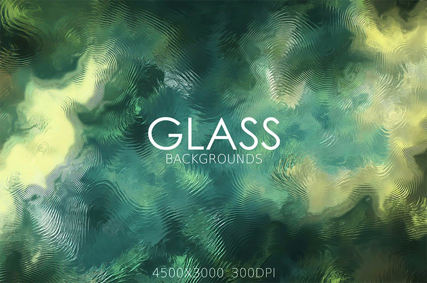 Distorted Glass Texture Photoshop Backgrounds