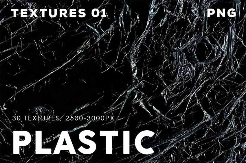 30 Plastic Texture Overlay Photoshop