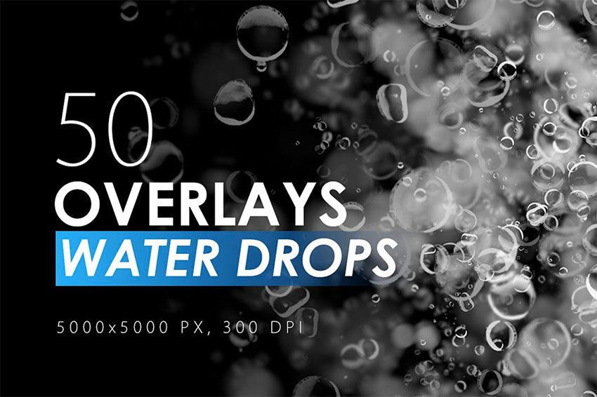 Water Texture Photoshop
