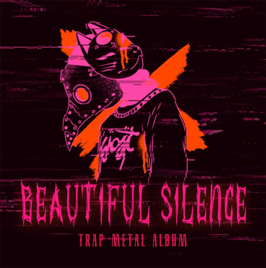 SoundCloud Metal Album Cover