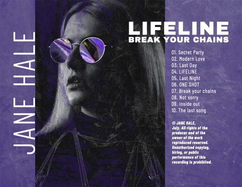 SoundCloud Female Singers Album Cover