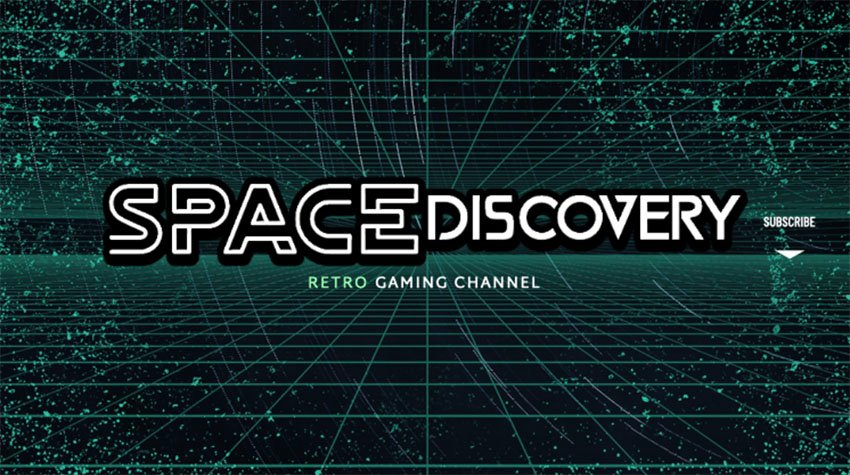 Video Game YouTube Banner for with a Futuristic Theme