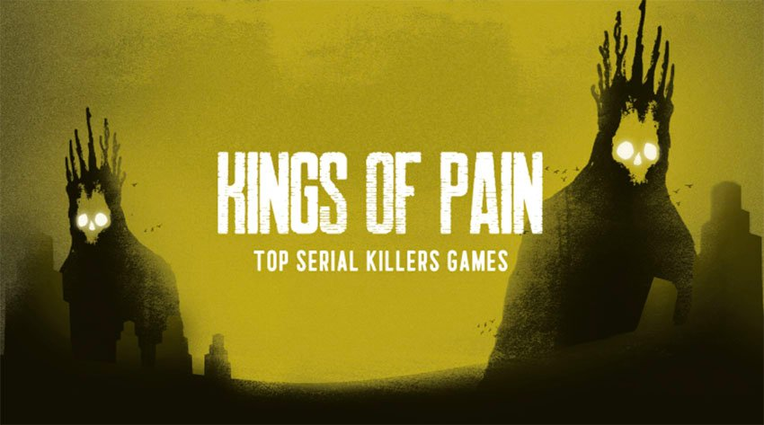 Gaming Thumbnail for YouTube Featuring a Horror Games Ranking