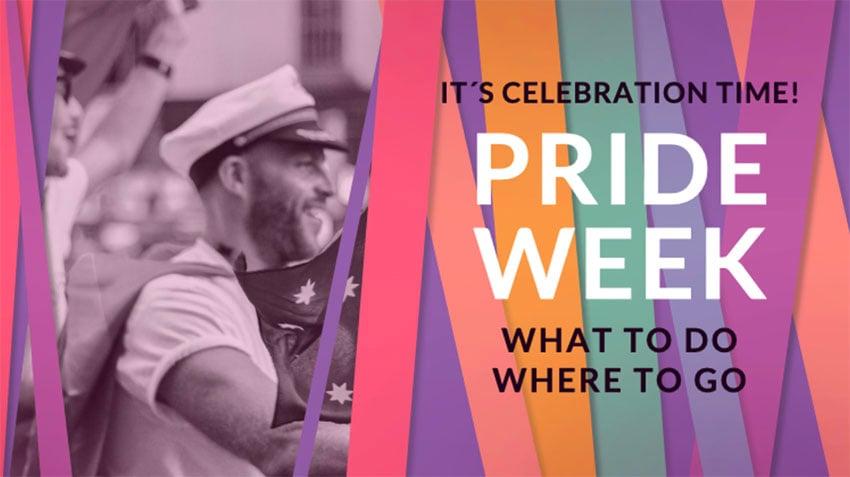 LGBTQ Pride Youtube Banner Thumbnail Maker