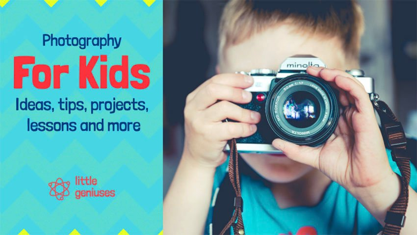 YouTube Thumbnail Creator for a Class About Photography for Kids 3034k YouTube Thumbnail Creator for a Class About Photography for Kids