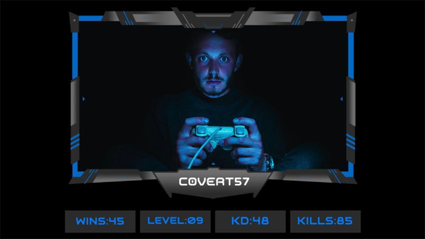 39 Best Twitch Webcam Overlays