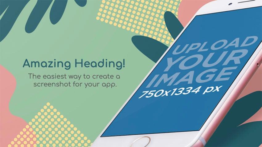 App Store Screenshot Maker