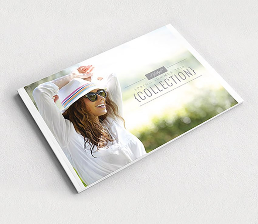 16-Pages-Spring Summer Collections -Catalogue