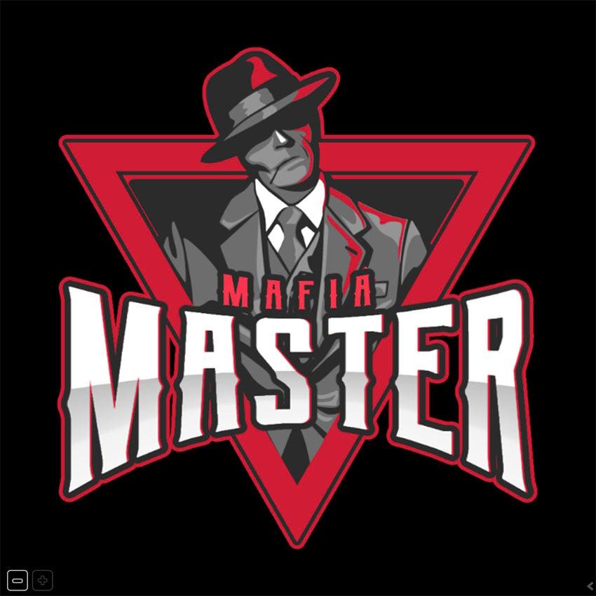 eSports Team Logo Maker Featuring an Elegant Classic Gangster