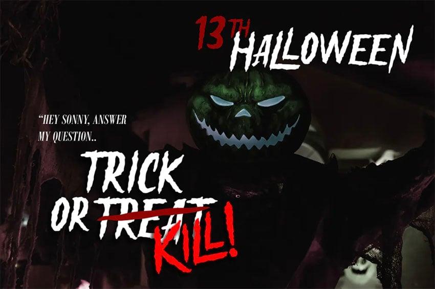 Creepy Font for Halloween