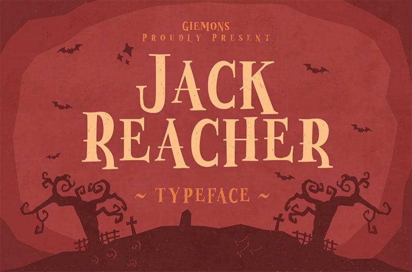 Creepy Fonts for Halloween