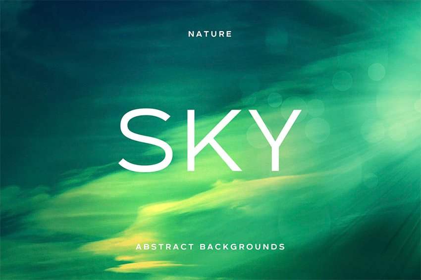 Sky Backgrounds for Photoshop