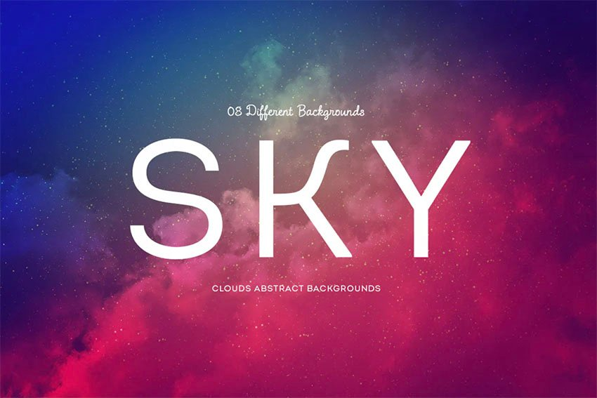 Sky Background for Photoshop