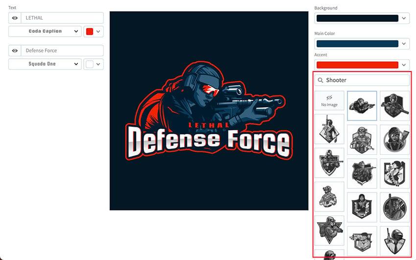 Gaming Logo Maker