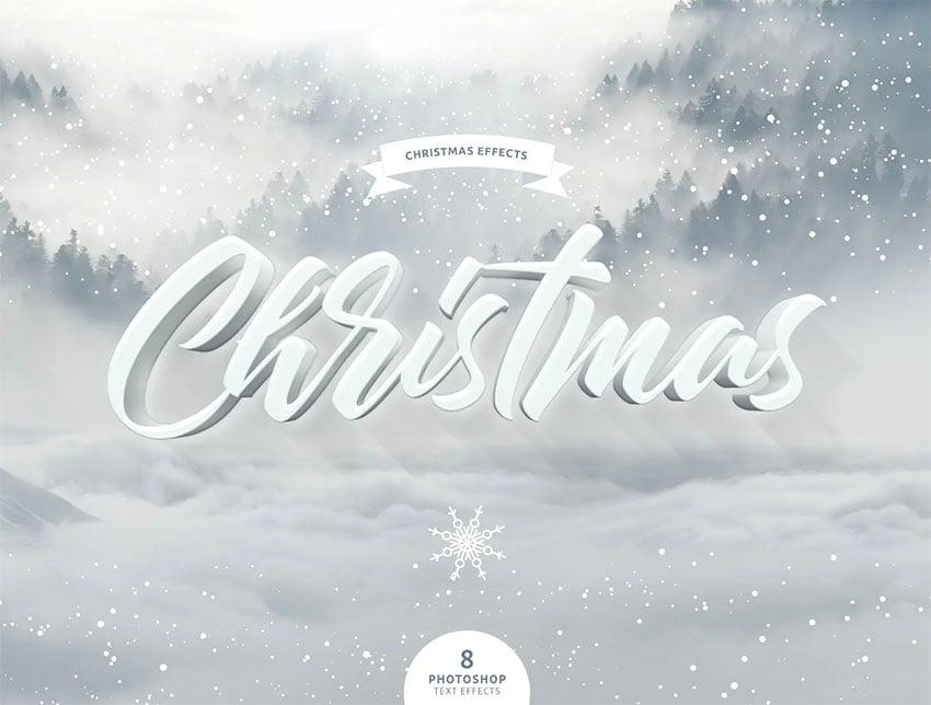 https://elements.envato.com/christmas-text-effects-H8X9KRQ