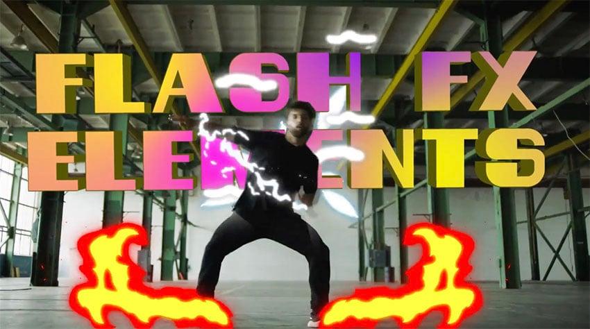 Flash FX Pack 05 | Premiere Pro MOGRT