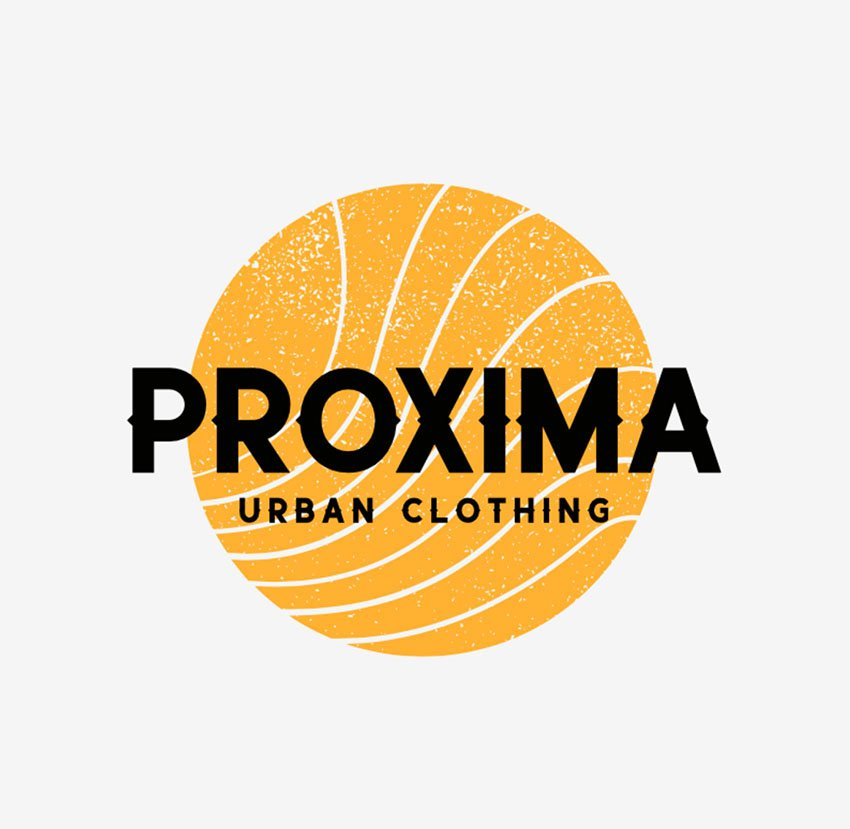 Streetwear Brand Logo Design With a Distressed Vintage Style