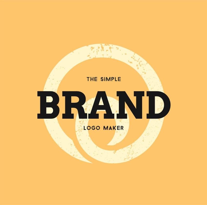 Streetwear Clothing Brand Logo Template