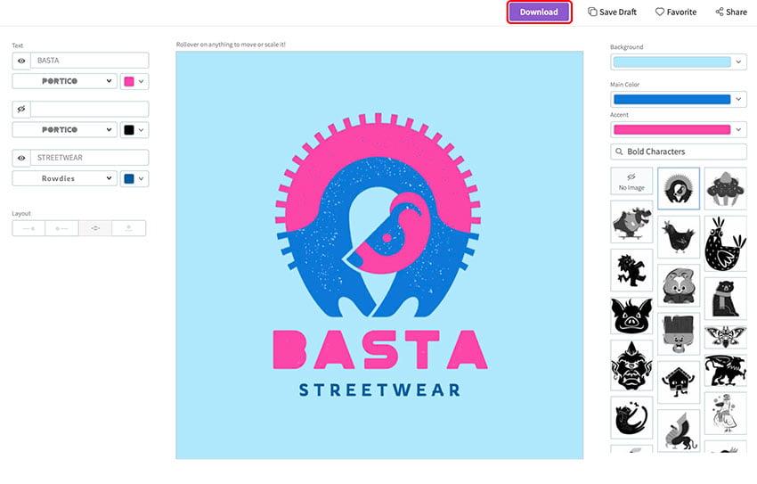Download the Streetwear Logo