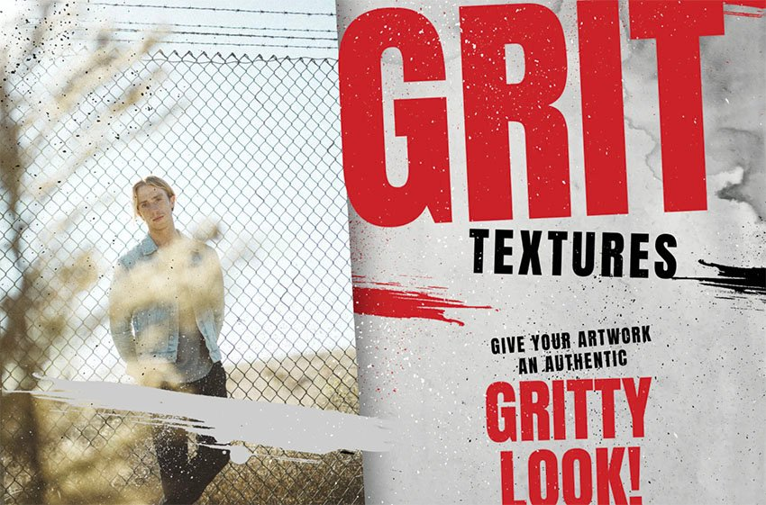 Grit Textures Collection