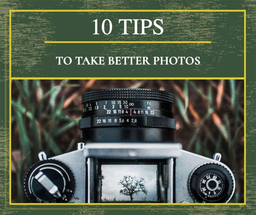 Facebook Post Maker for a Tips Post