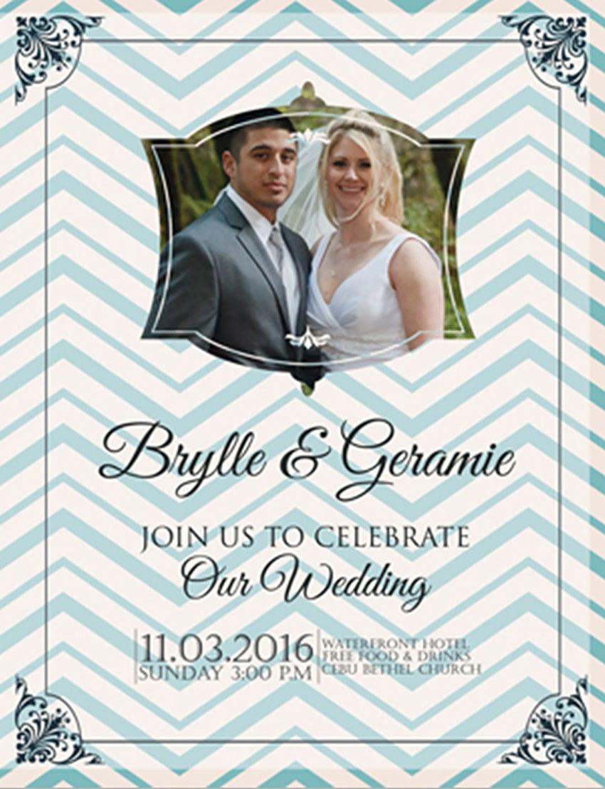 Wedding Bi fold Brochure