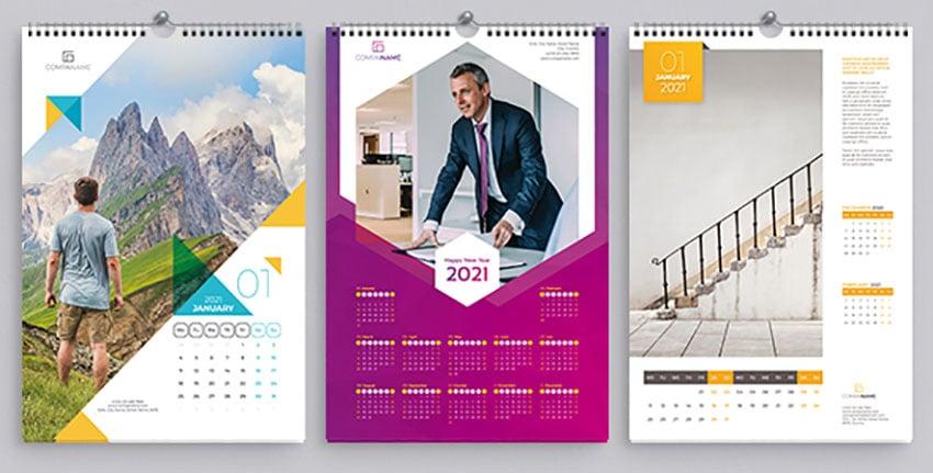 Wall Calendar Bundle