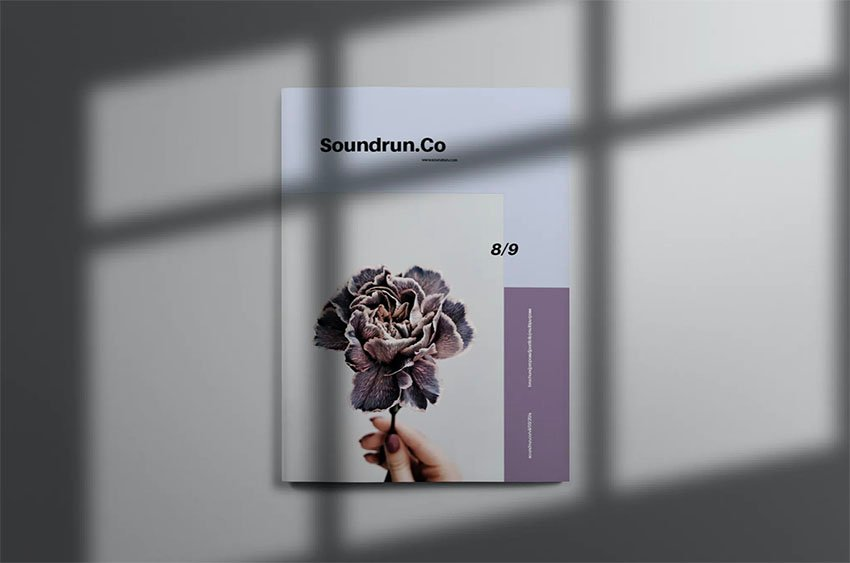 Custom Booklet Template