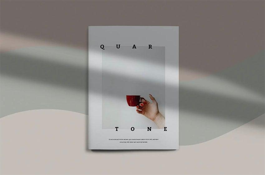 Digital Booklet Template