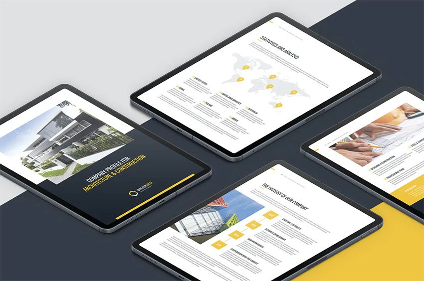 BuilderArch eBookTemplate
