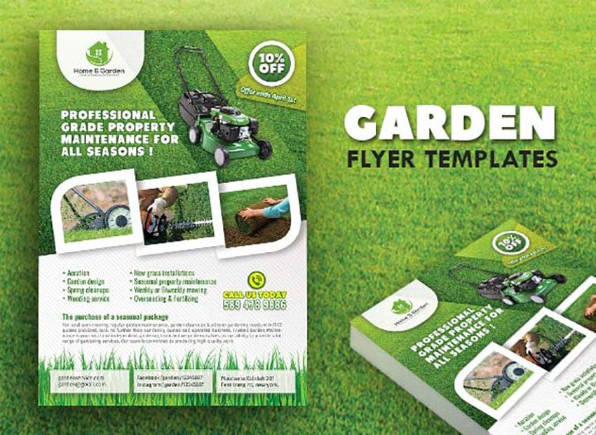 Gardening Leaflet