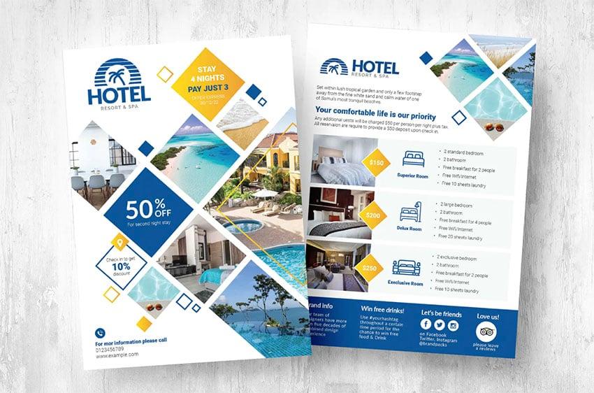 Hotel Spa Brochure