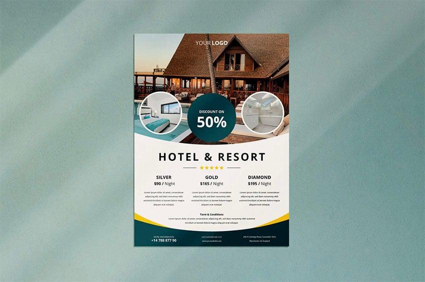 Hotel Wedding Brochure