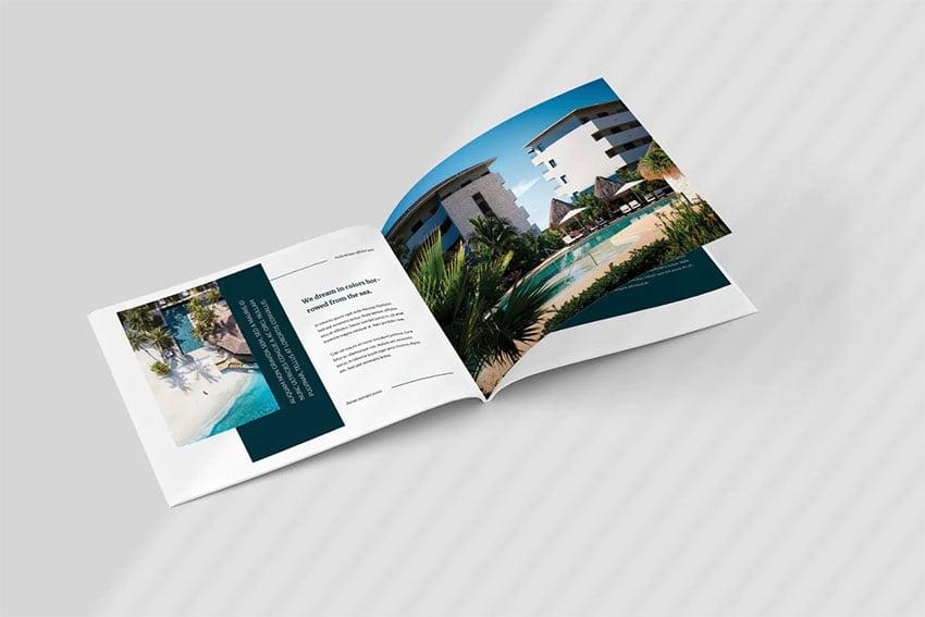 Luxury Hotel Brochure