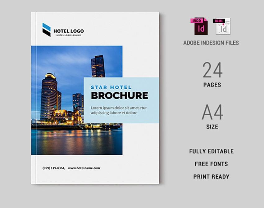 Hotel Brochure Sample PDF