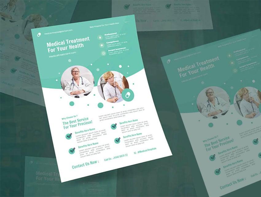 Medical Treatment Leaflet