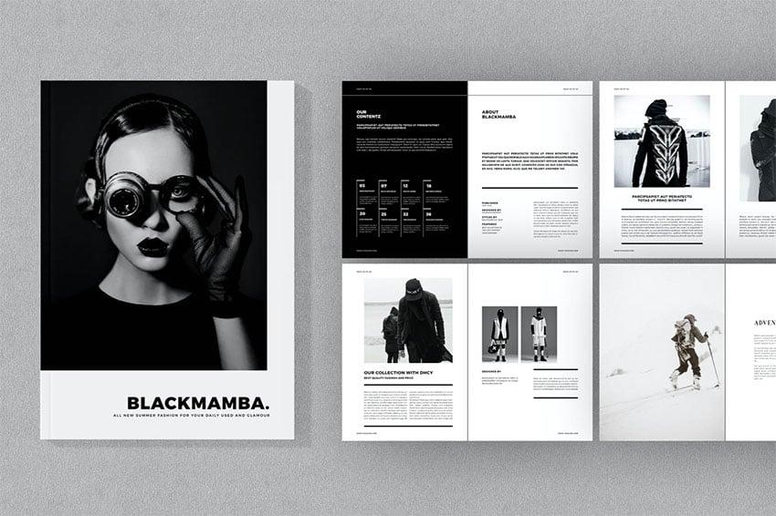 Fashion Magazine