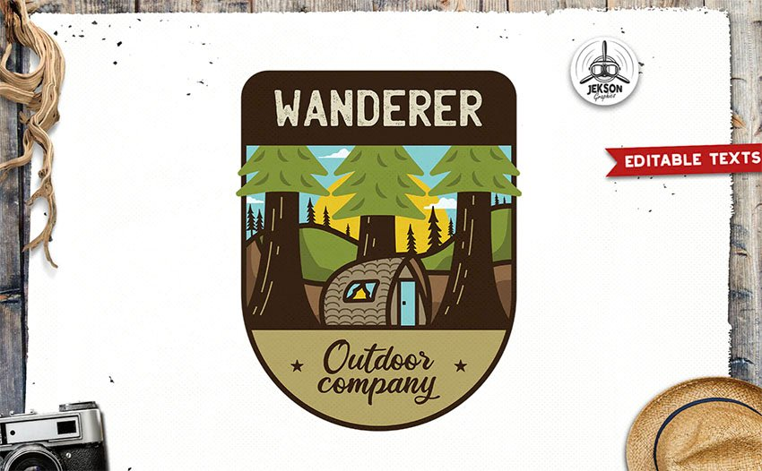 Wanderer Logo Summer