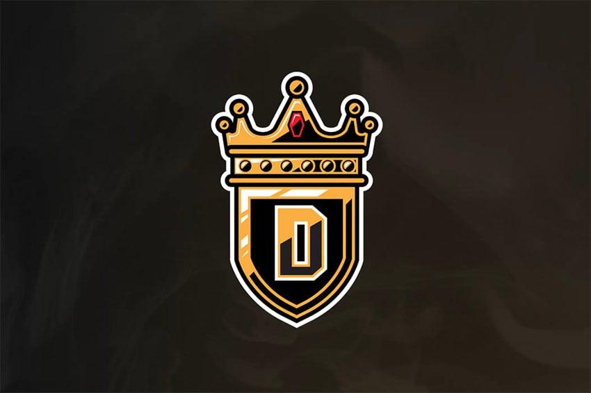 Logo Gold Crown