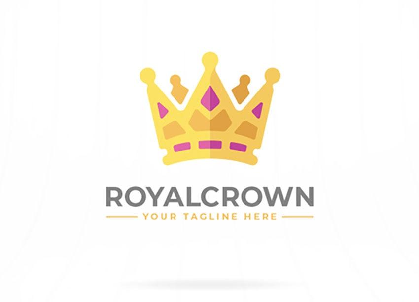 Golden Logo Design
