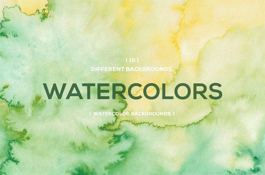 Watercolor Gradient