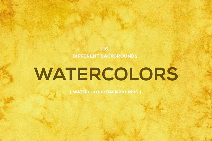 Watercolor Background Ideas