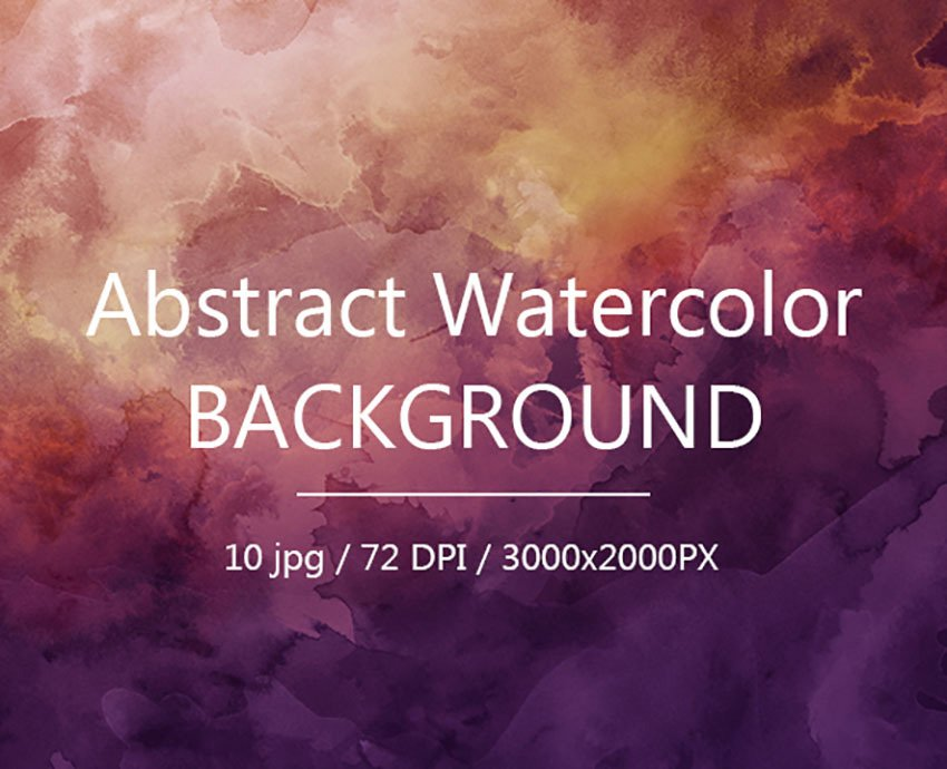 Watercolor Background Images