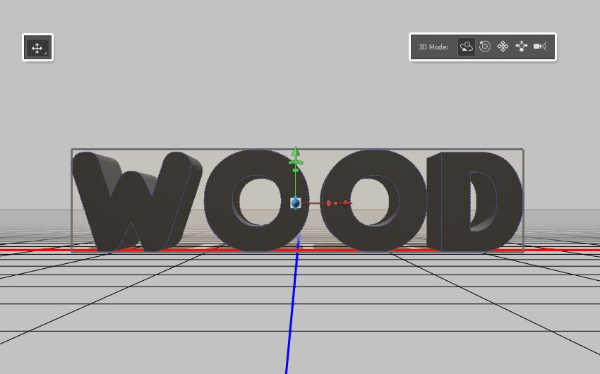 Move Tool 3D Modes