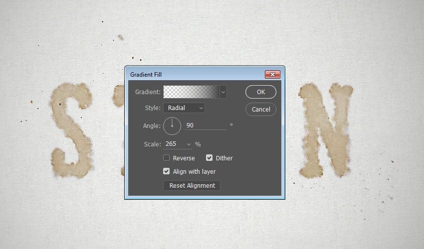 Gradient Adjustments Layer