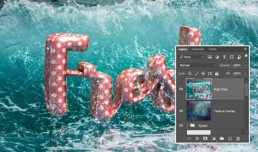 Create a Stamp Layer