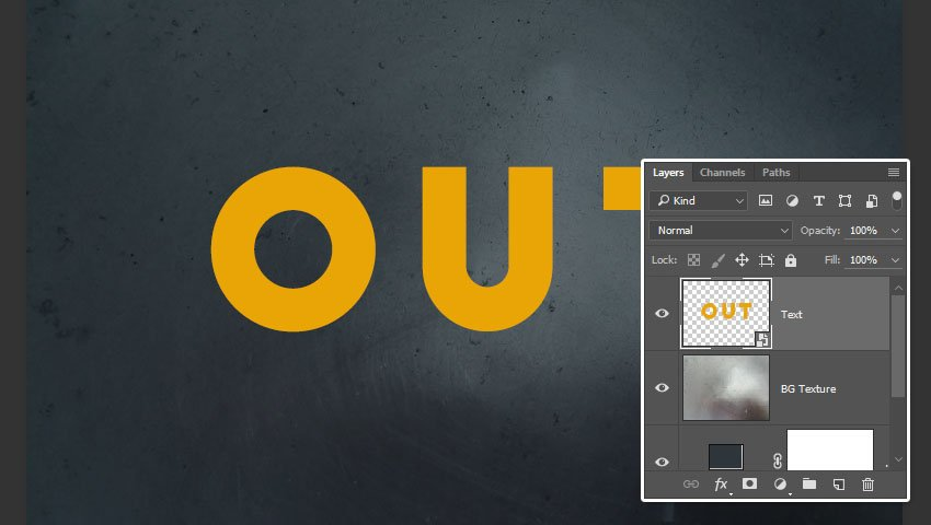 Create the Smart Object