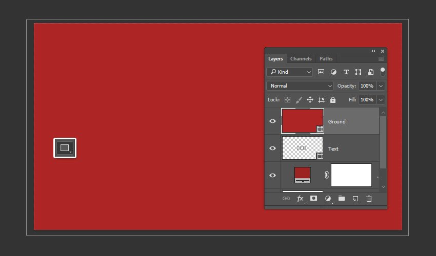 Create a Rectangle Background